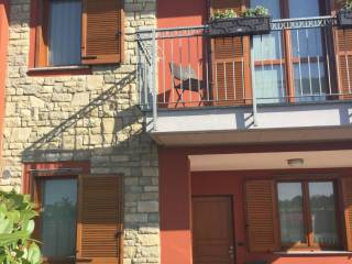 Foto - Villa plurifamiliare via Sandro Pertini 39, Roncello