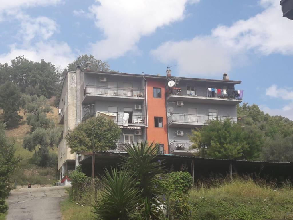 foto prospetto Trilocale viale Trieste, Montalto Uffugo