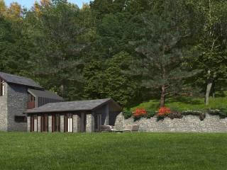 Foto - Villa, nuova, 140 mq, Pianello del Lario