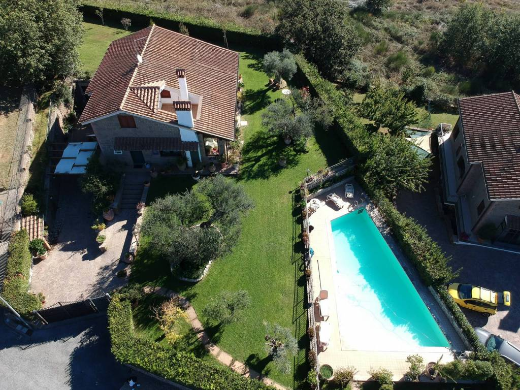 foto  Villa via Sutri, Trevignano Romano