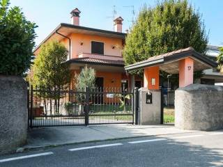 Foto - Villa bifamiliare via feniletto, Pontoglio