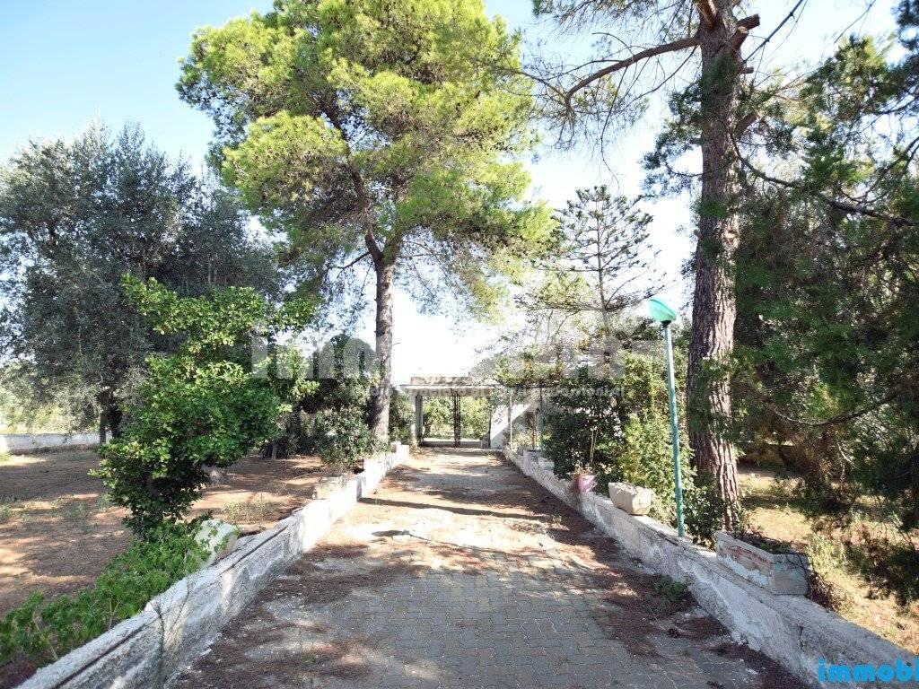 foto esterno Villa unifamiliare, da ristrutturare, 75 mq, Oria