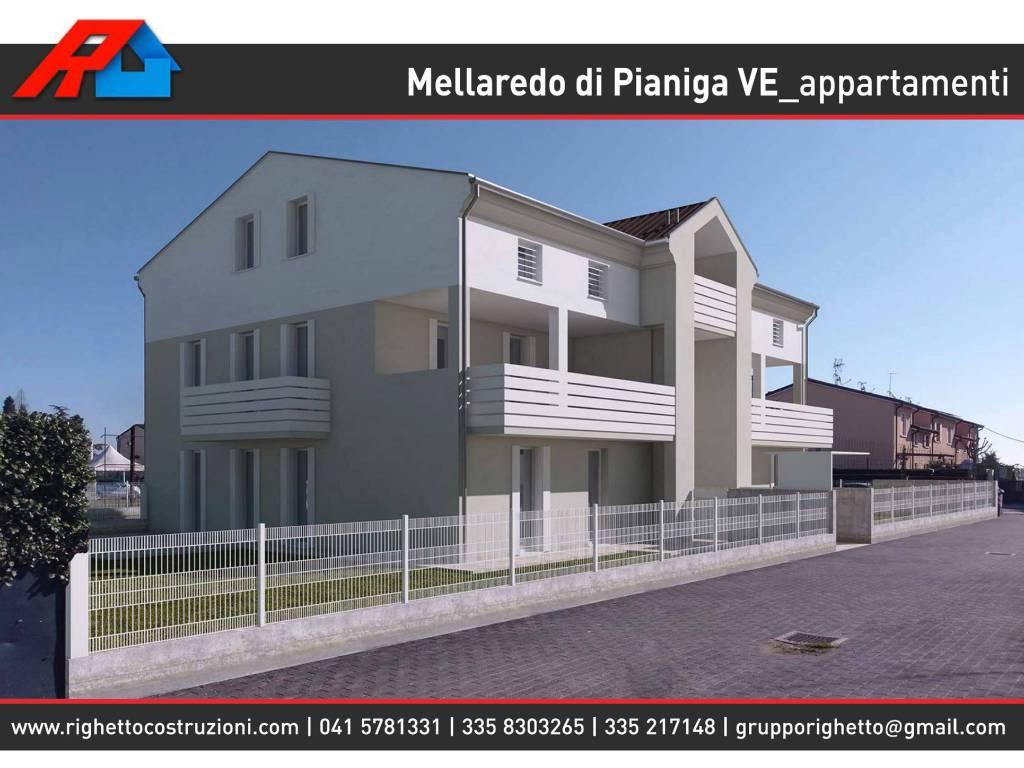 foto Esterno Appartamento via Lorenzo Perosi, Pianiga