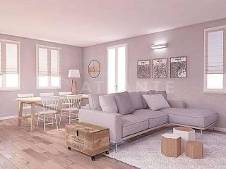 Foto - Appartamento nuovo, primo piano, Roverbella