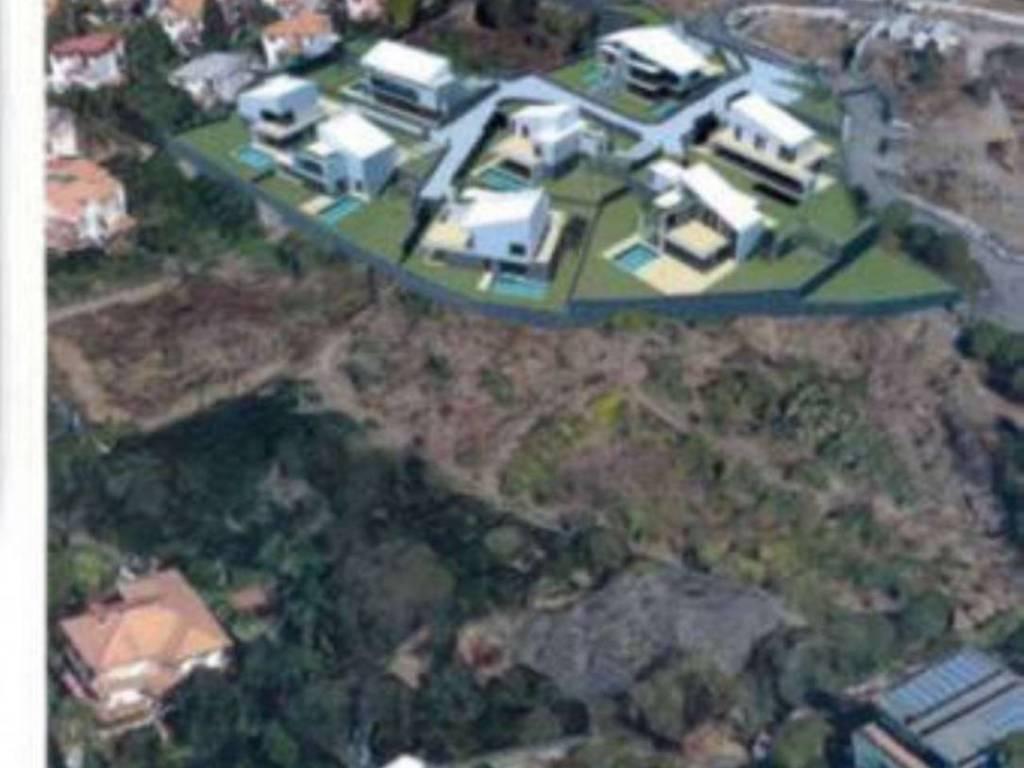foto Panoramica Single family villa, new, 267 sq.m., Sant'Agata li Battiati