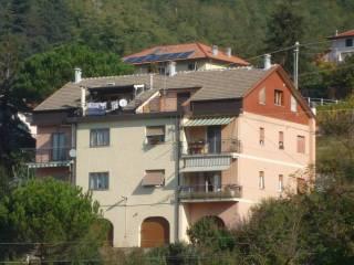 Foto - Trilocale via Achille Grandi, Piccarello, Sant'Olcese