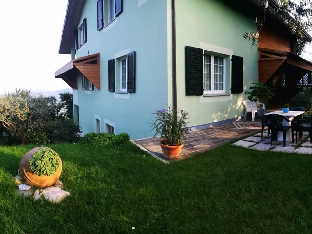 foto  Villa bifamiliare via Leonardo da Vinci 25, Gemmano