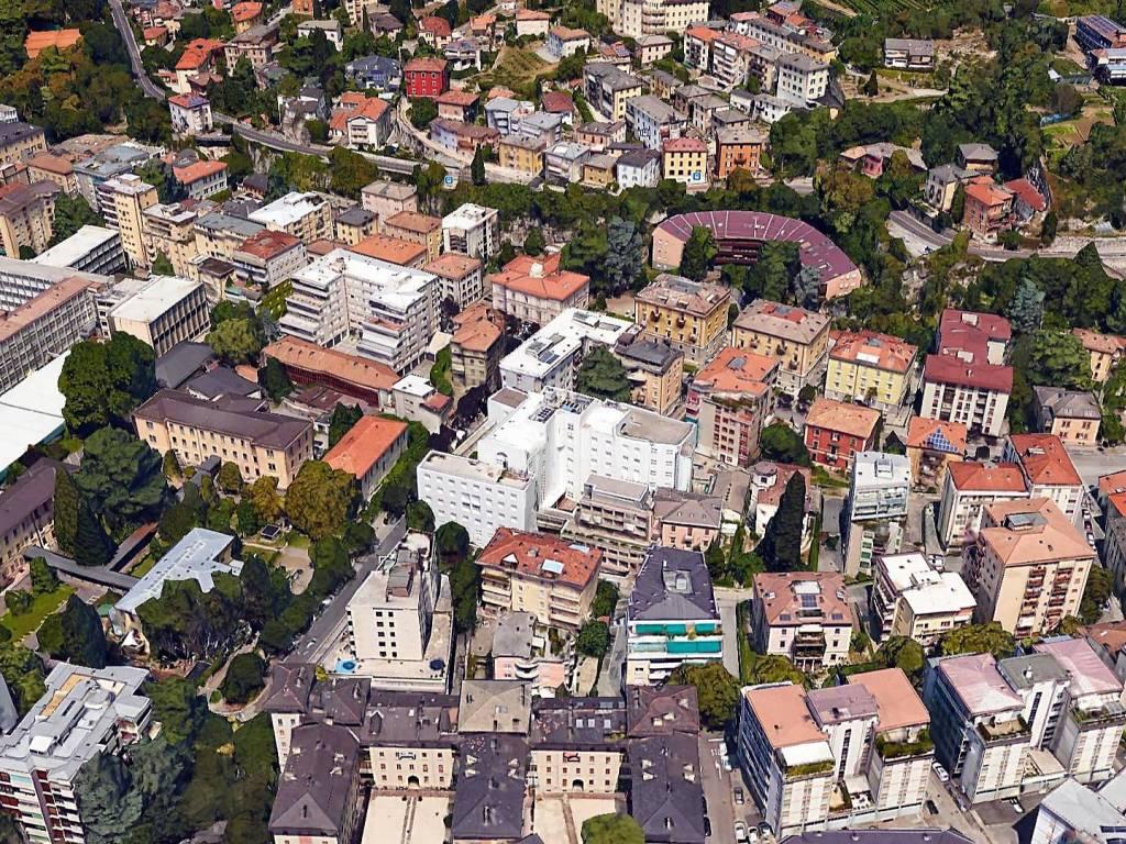 foto vista Quadrilocale via Benedetto Giovanelli, Trento