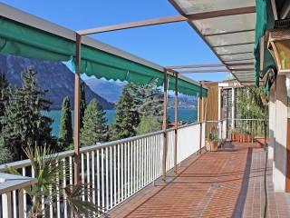 Foto - Trilocale buono stato, terzo piano, Campione d'Italia