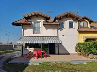 Foto - Villa a schiera via delle Rondini, Madonna delle Grazie - Bombonina, Cuneo