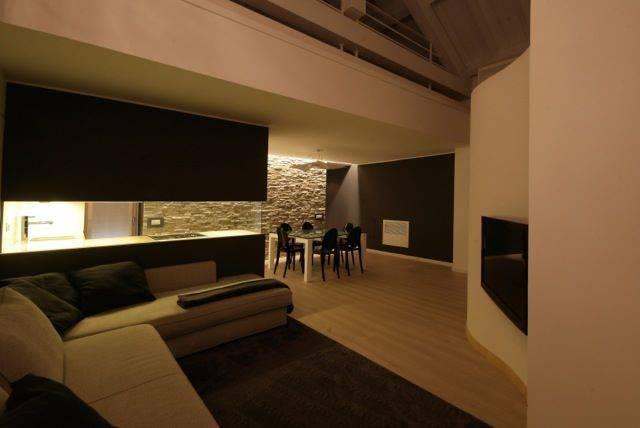 Fantastiche immagini su loft nel soggiorno decorazione