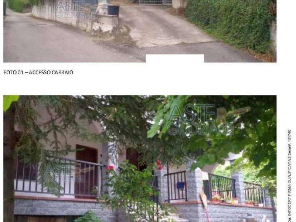 Foto 1 di Villa strada carlo coccio, Sinio