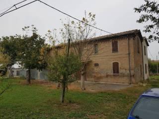 Foto - Rustico / Casale via Fiume Vecchio, Marmorta, Molinella