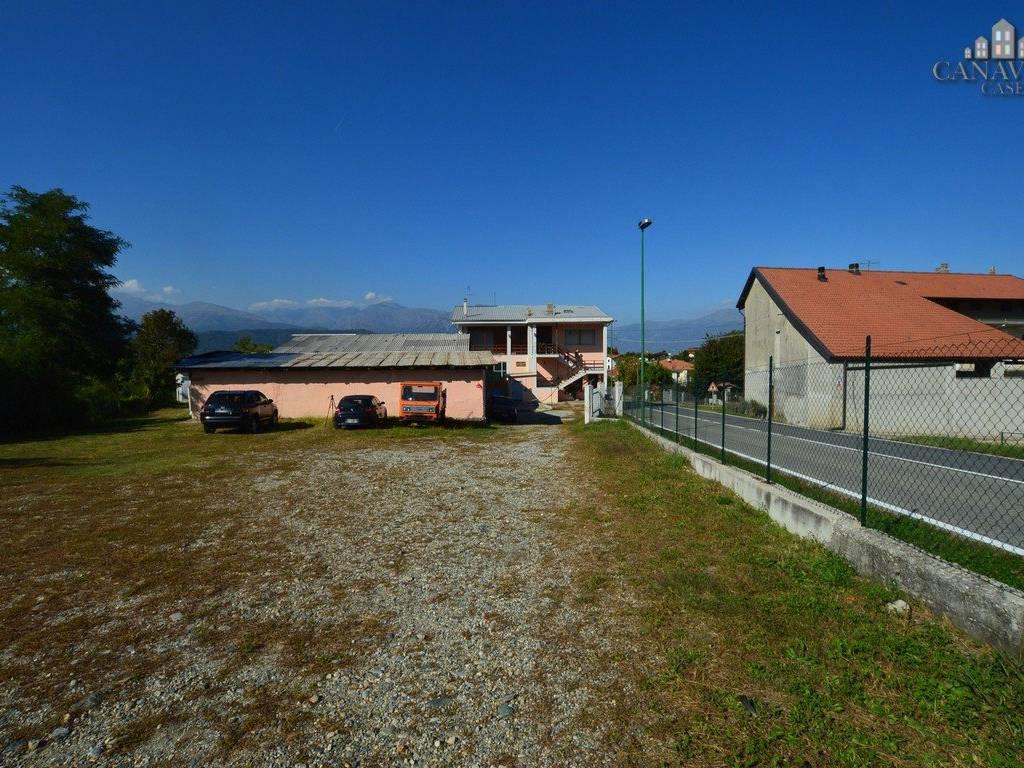foto esterno Detached house via Adriano Olivetti, Perosa Canavese