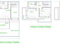 Villetta a schiera Vendita Ferrara  8 - Fossanova, Gaibanella, Marrara
