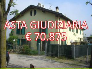 Foto - Trilocale all'asta via Conte Francesco Spalletti Trivelli 1199, Sammartini, Crevalcore