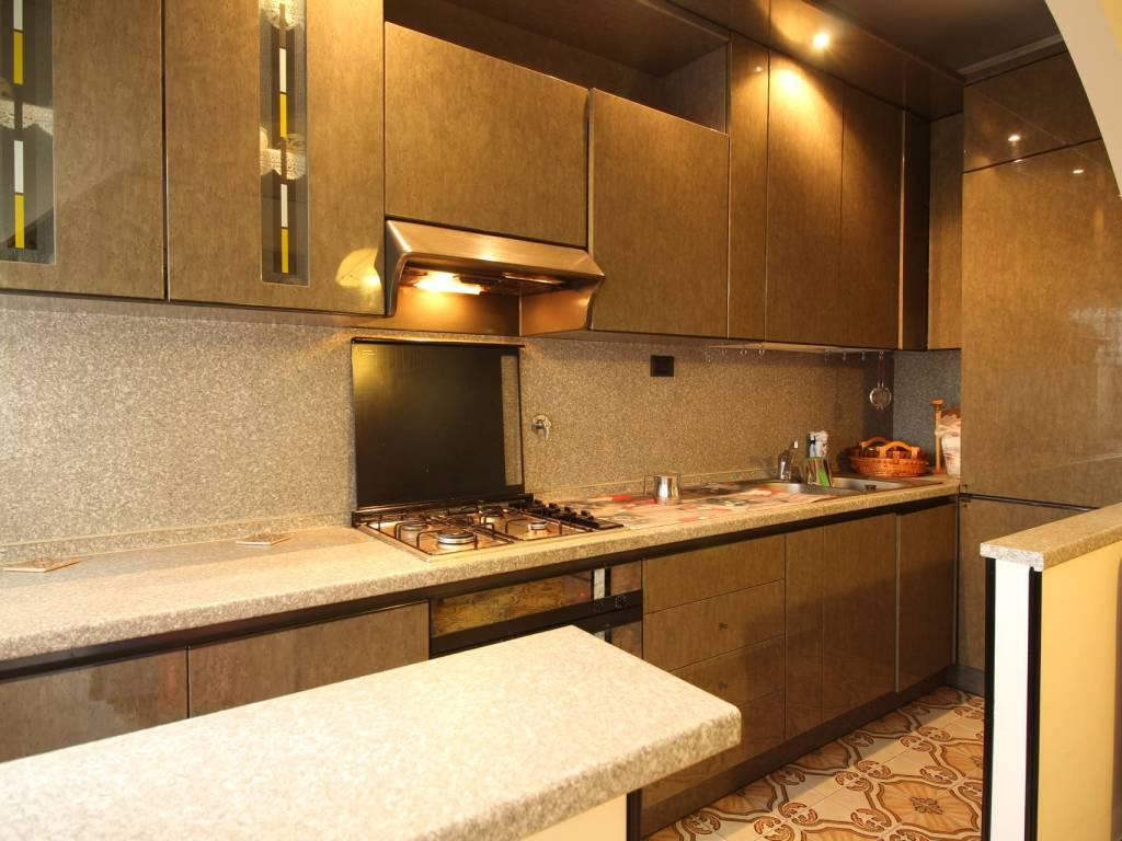 foto cucina Zweizimmerwohnung via Ciamarella, 1, Ciriè
