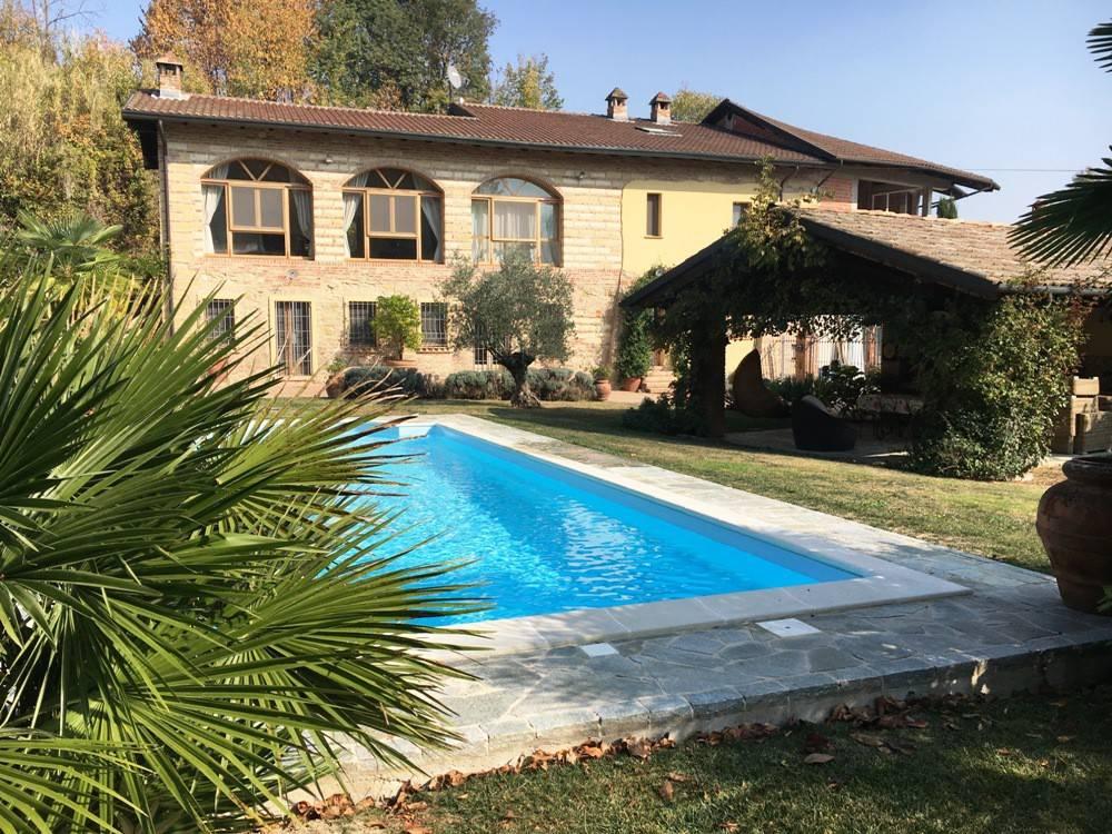 Foto 1 di Rustico / Casale Via Roma1, Odalengo Grande