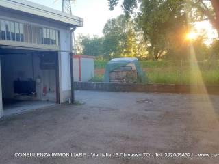Foto - Box / Garage via Po 52, Chivasso