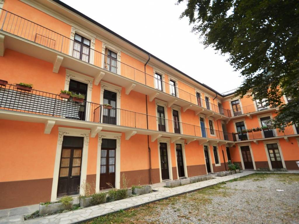 foto  2-room flat via Vittorio Veneto 41, San Germano Chisone