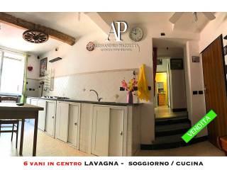 Foto - Appartamento ottimo stato, secondo piano, Lavagna