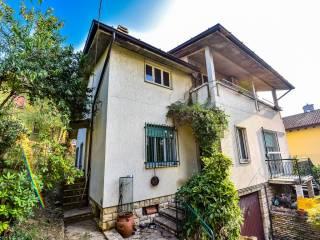 Foto - Villa via G  Paglia, Nese, Alzano Lombardo