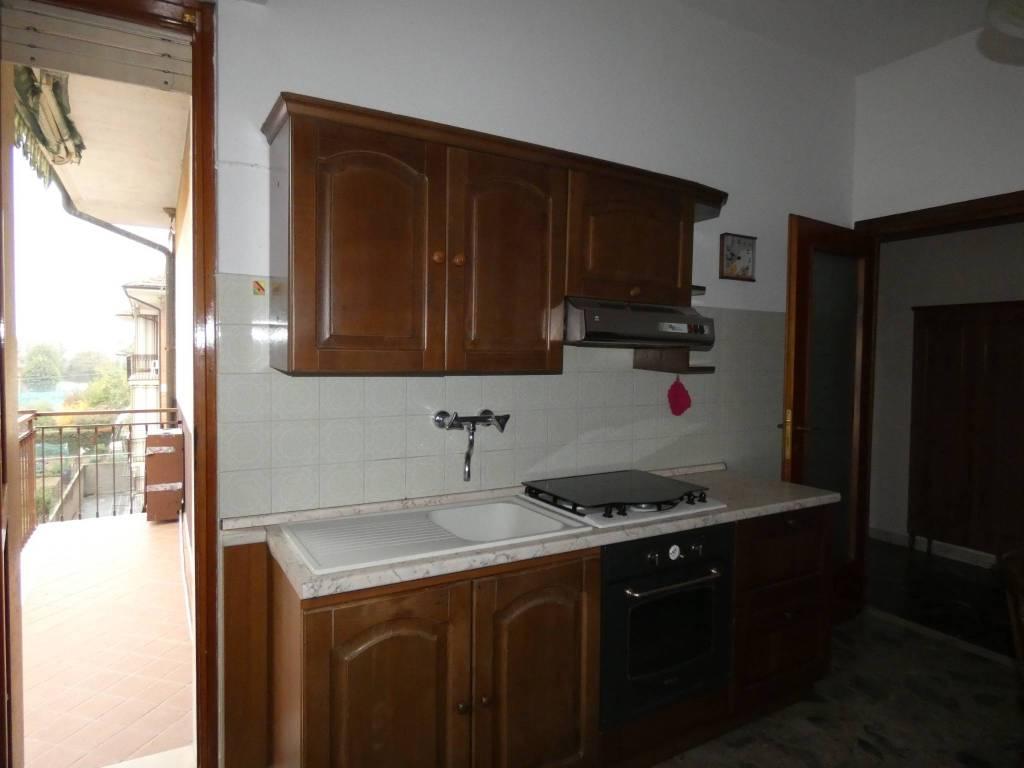 foto cucina Trilocale via del Campo 20, Mondovì