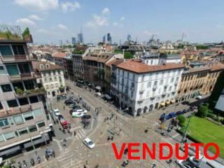 Foto - Attico / Mansarda via cusani, Milano