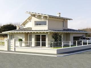 Foto - Villa via Venzaga, Montichiari