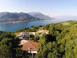 Foto - Villa via Vallone della Selva, 10, San Felice del Benaco