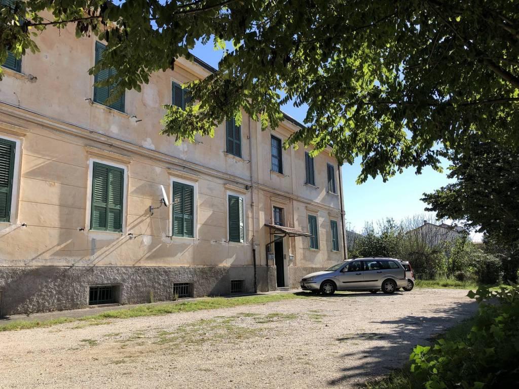 foto fronte 3-room flat via Stazione 41, Arce