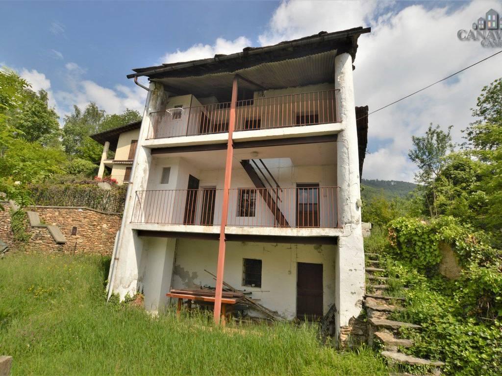 foto esterno Detached house frazione Ferrero 2A, Canischio