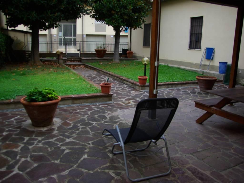 foto resede giardino Casa indipendente via Antonio Gramsci, Signa