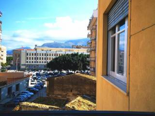 Foto - Quadrilocale via Giovanni Argento, Montegrappa, Palermo