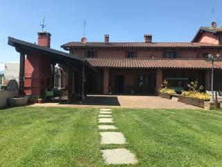 Foto - Casa indipendente via F  Rubino 116, San Giorgio Canavese