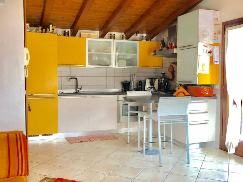 foto  Mansarda via 20 Settembre, Villa Carcina