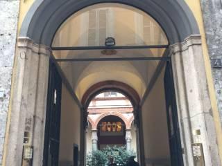 Foto - Loft / Open Space via dei Piatti 4, Carrobbio, Milano