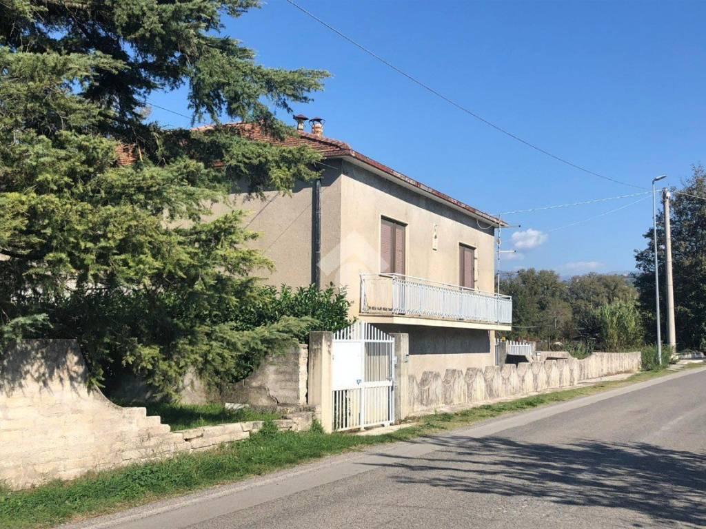 foto  Casa indipendente Strada Provinciale SR82-Stazione di, Arpino
