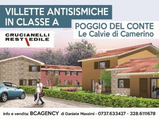 Foto - Villa, nuova, 160 mq, Camerino