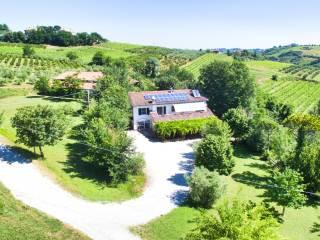 Foto - Casa colonica via Tombaccia 199, Montenovo, Montiano