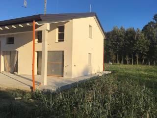 Foto - Villa piazza Padre E  Squizzato, Piombino Dese