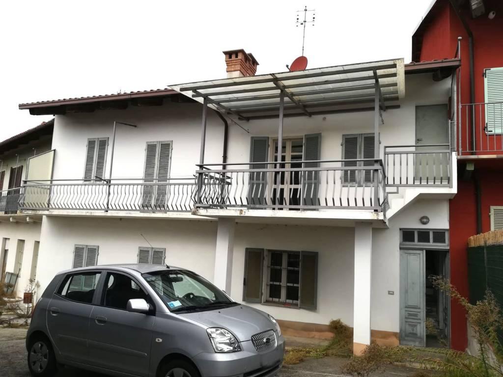 foto facciata Detached house frazione San Rocco, Montaldo Roero