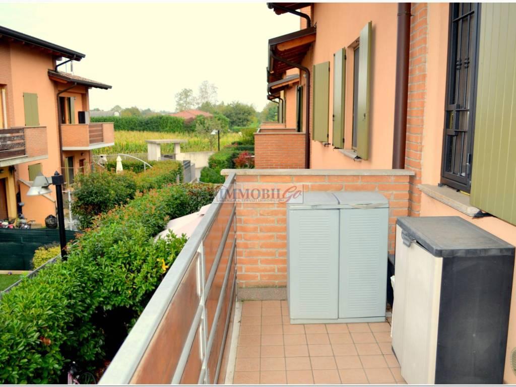 foto Esterno n.1 Appartamento in villa via dei Livelli Nuovi, Ciserano