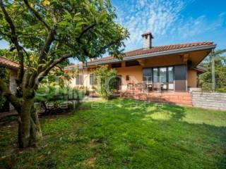 Foto - Villa via Carlo Bossi 8, Lomnago, Bodio Lomnago