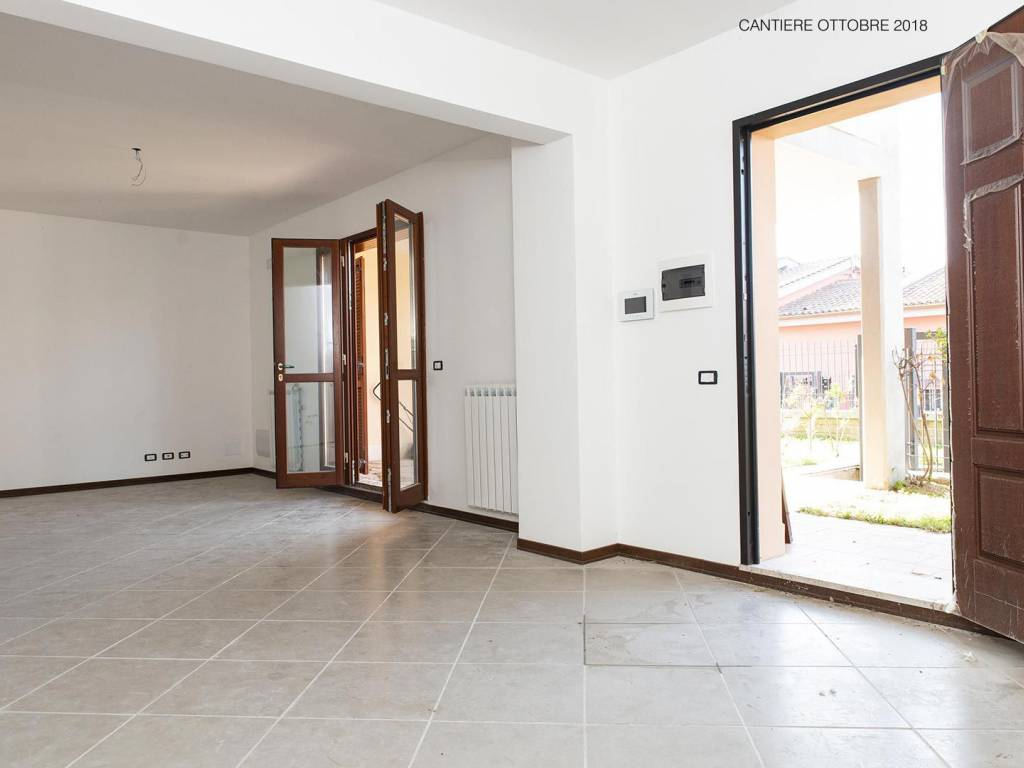 foto  3-room flat via Guado Tufo, Sacrofano
