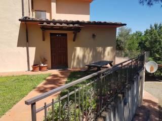 Foto - Villa unifamiliare via del Fosso Cupo 18, Cetona