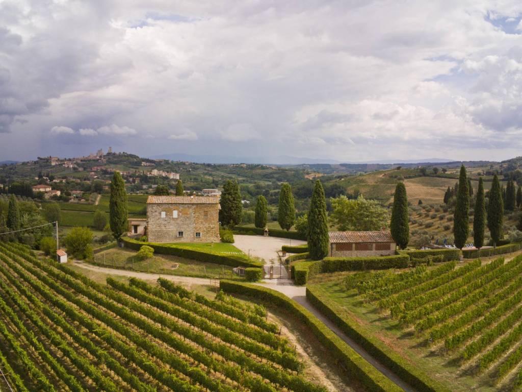 foto  Quinta 600 m², San Gimignano