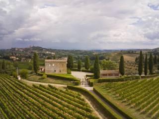 Foto - Casale 600 mq, San Gimignano