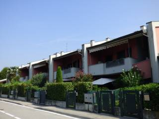 Foto - Quadrilocale via Dante Alighieri, Orio al Serio