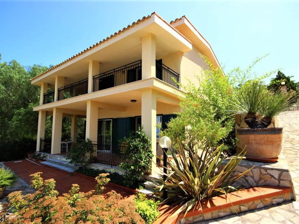 foto villa Villa unifamiliare, nuova, 330 mq, Trabia